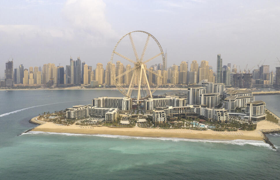 Caesars Resort Bluewaters Dubai | Dubai Beach, Dubai Beaches