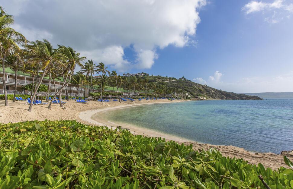 The Beach Club Antigua Caribbean Hotel Virgin Holidays