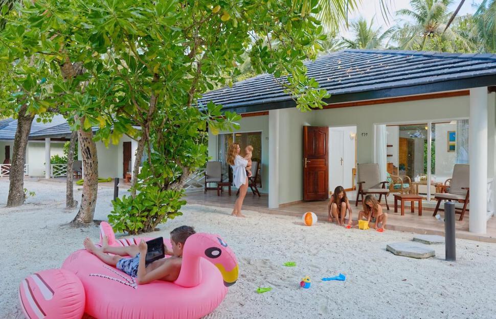 Sun Island Resort Spa Maldives Indian Ocean Hotel