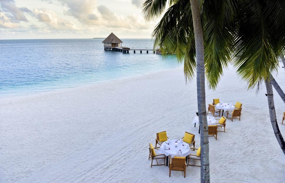 Conrad Maldives Rangali Island Maldives Indian Ocean Hotel