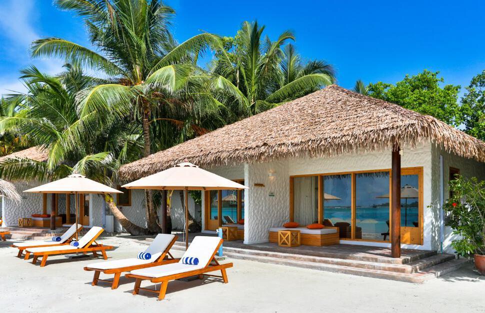 Beach Bungalow, Cinnamon Dhonveli Maldives, Indian Ocean