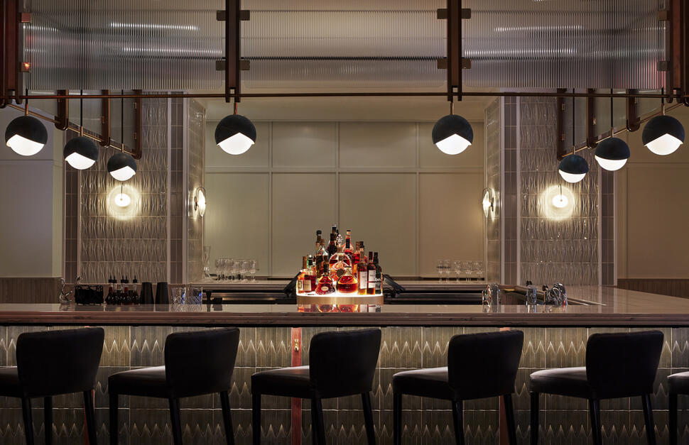 London Suite, The London, New York
