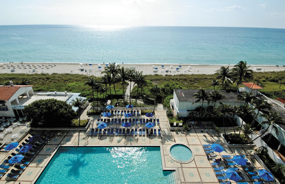 Miami Beach Resort Spa