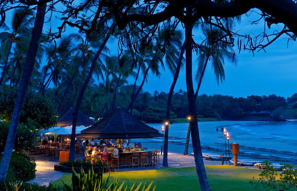 Mauna Kea Beach Hotel Big Island Hawaii Hotel Virgin