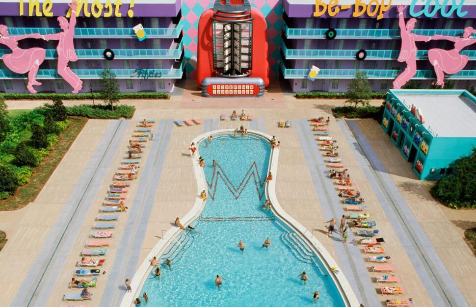 Disney's Pop Century Resort | Walt Disney World, Orlando