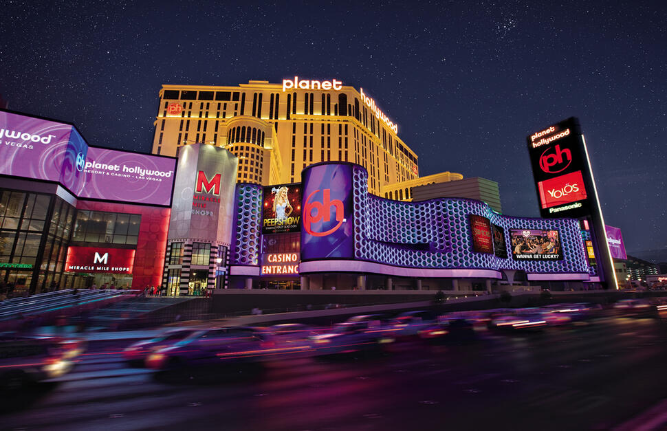 Planet Hollywood Resort Amp Casino Strip Las Vegas Hotel