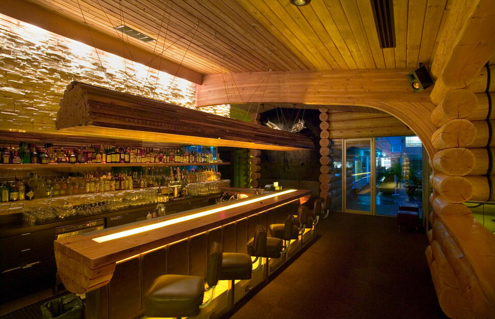 Doug Fir Restaurant and Lounge