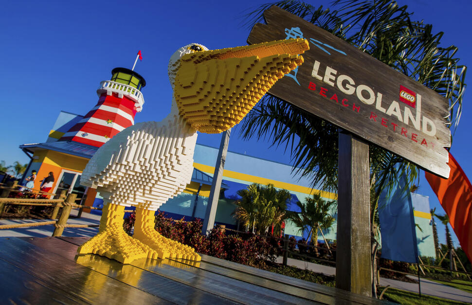 LEGOLAND Beach Retreat   Legoland, Orlando Hotel   Virgin