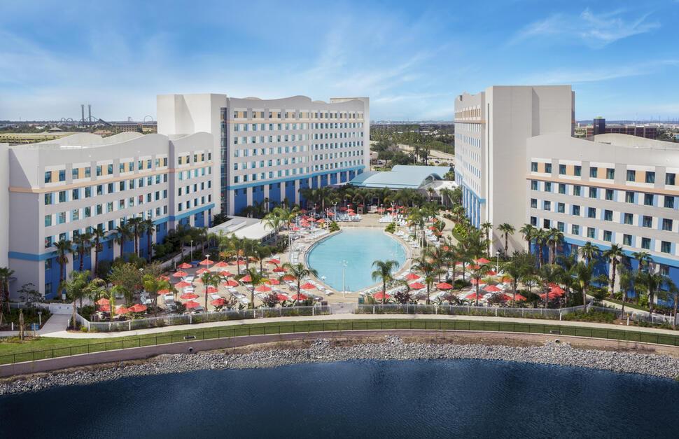 Universals Endless Summer Resort Surfside Inn And Suites