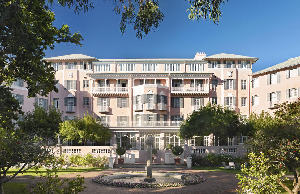 Belmond Mount Nelson Hotel   Cape Town, South Africa Hotel   Virgin Holidays