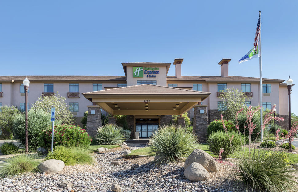 Wondrous Holiday Inn Express Hotel Suites St George North Zion Theyellowbook Wood Chair Design Ideas Theyellowbookinfo