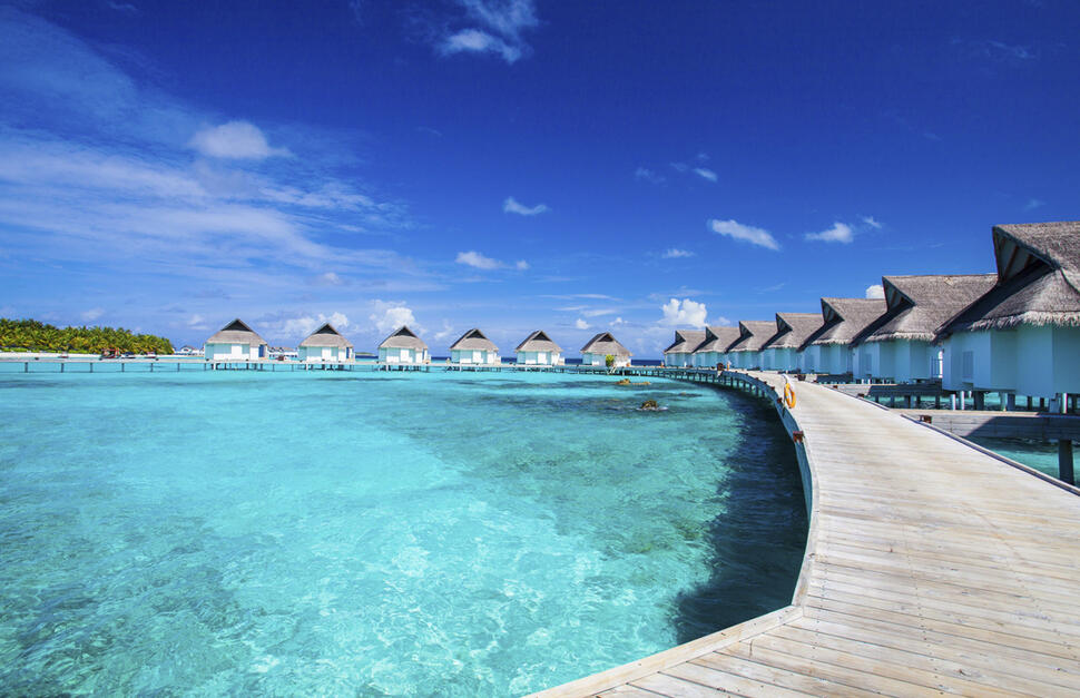 Centara Grand Island Resort Spa Maldives Maldives Indian Ocean Hotel Virgin Holidays