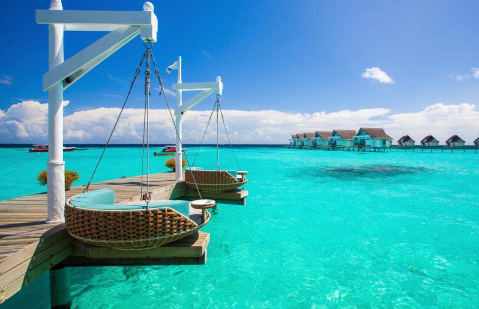 Centara Grand Island Resort Spa Maldives Maldives Indian Ocean Hotel Virgin Holidays