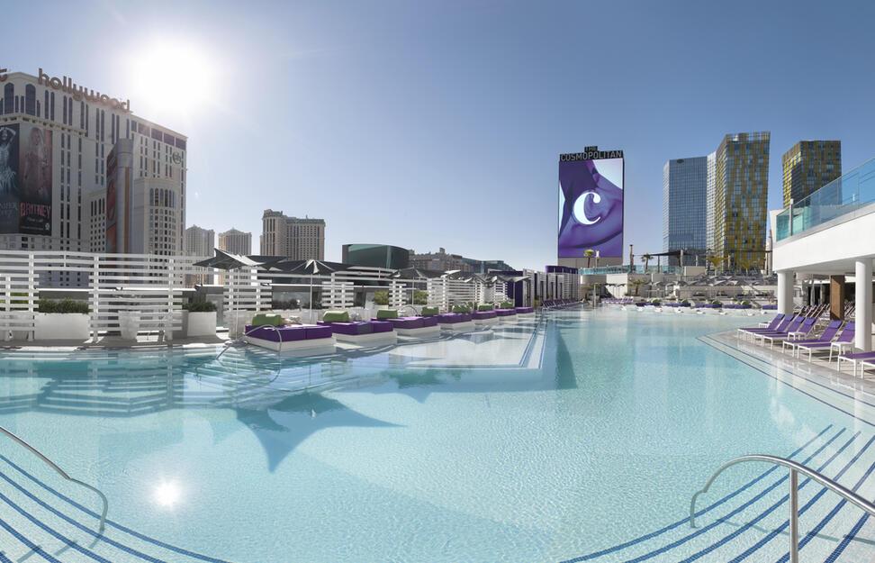 The Cosmopolitan Of Las Vegas The Strip Las Vegas Hotel Virgin Holidays