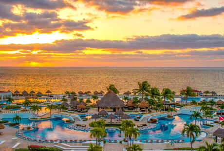 to mexico Virgin cancun atlatic hollidays