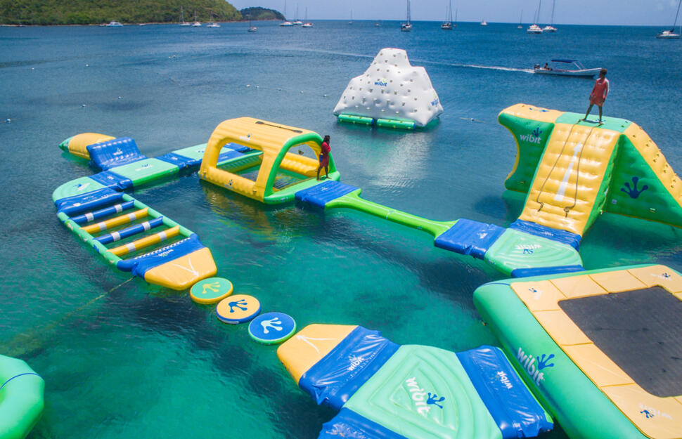 bay gardens beach resort st lucia caribbean hotel virgin holidays
