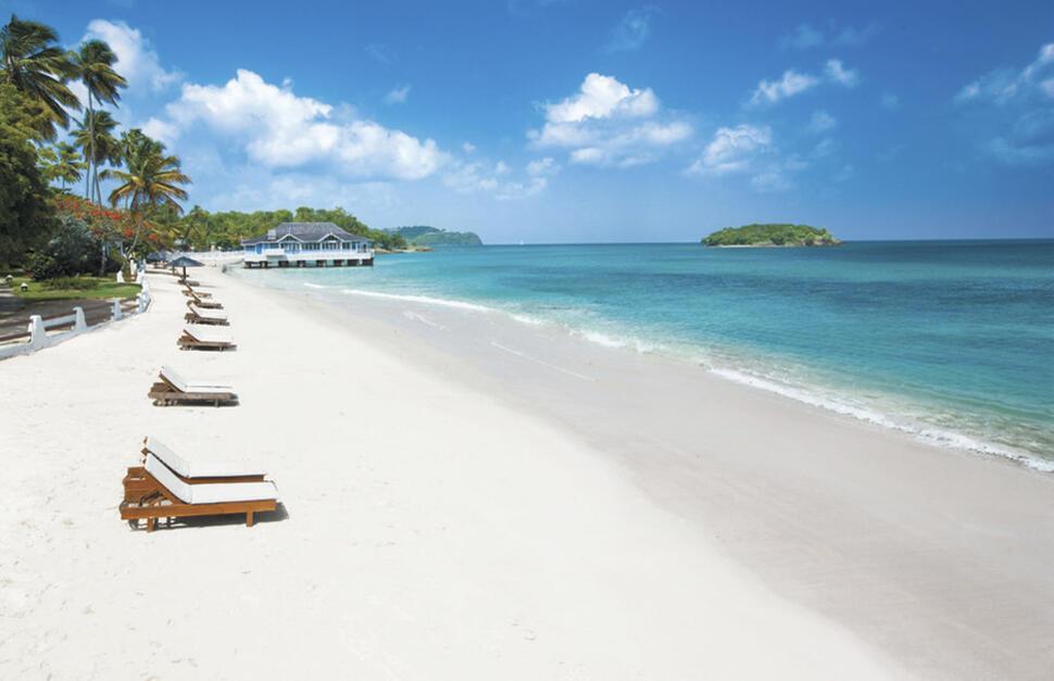 482cb8fde Sandals Halcyon Beach St Lucia