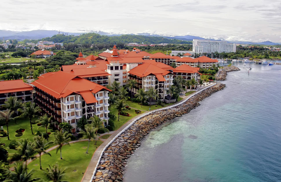 The Magellan Sutera Harbour Resort