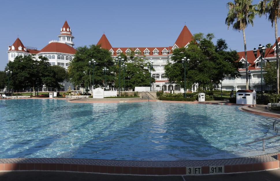Disney S Grand Floridian Resort Spa Walt Disney World Orlando Hotel Virgin Holidays
