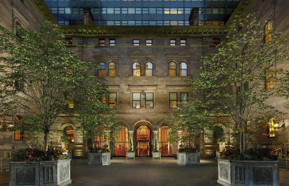 Lotte New York Palace | Midtown, New York Hotel | Virgin Holidays