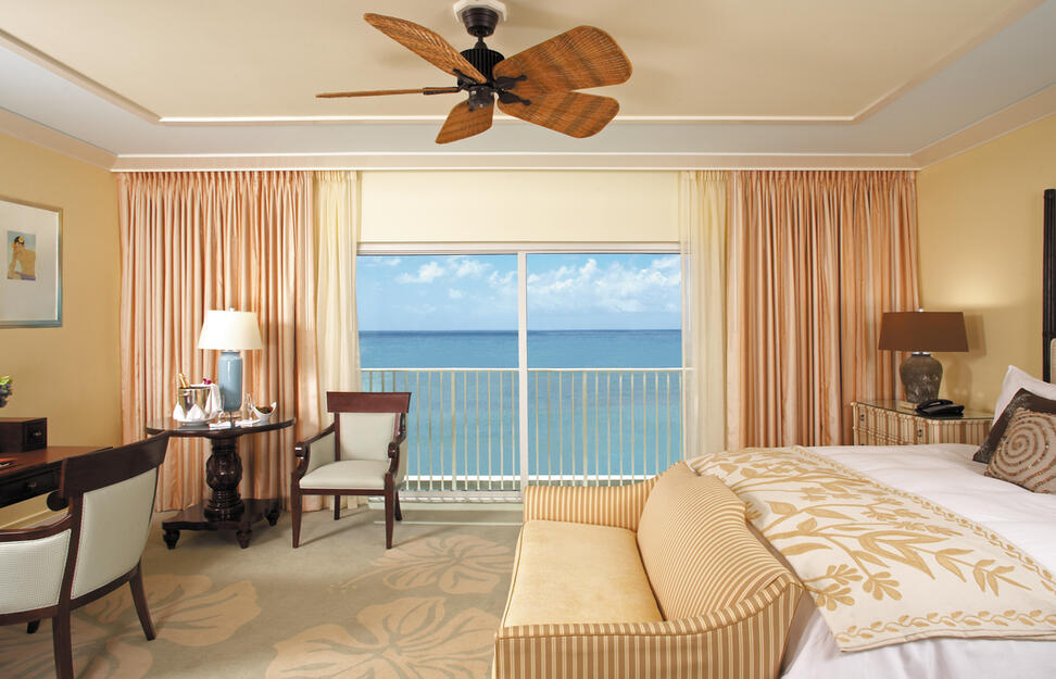 Diamond Head Ocean View Room