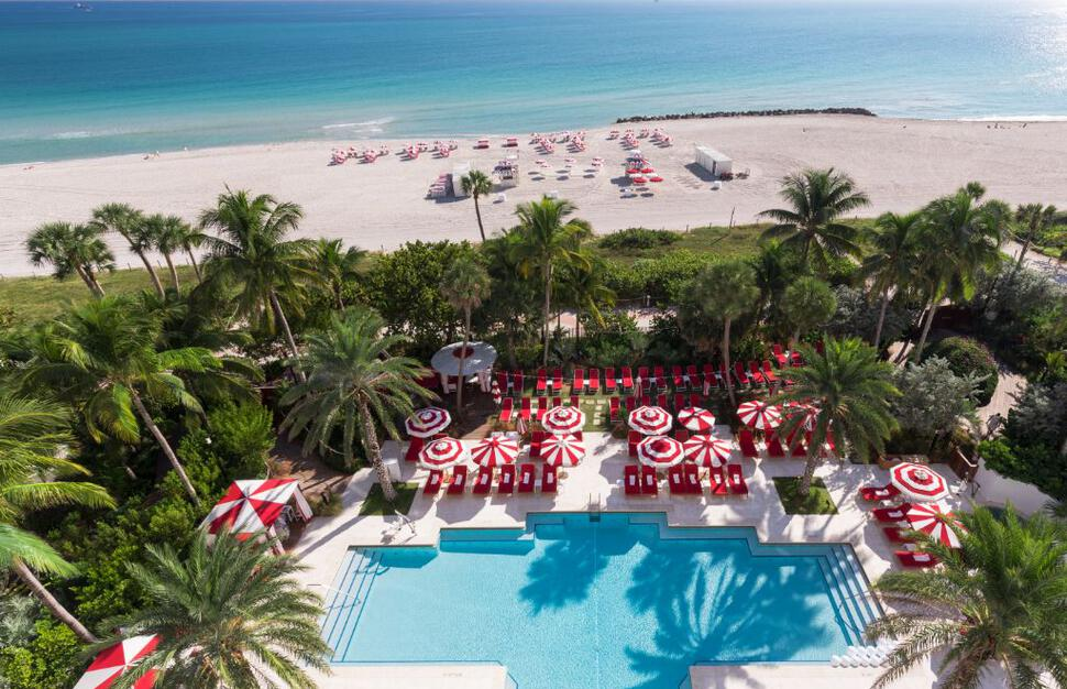 Bay View Room, king size bed, bedroom, hotel interior