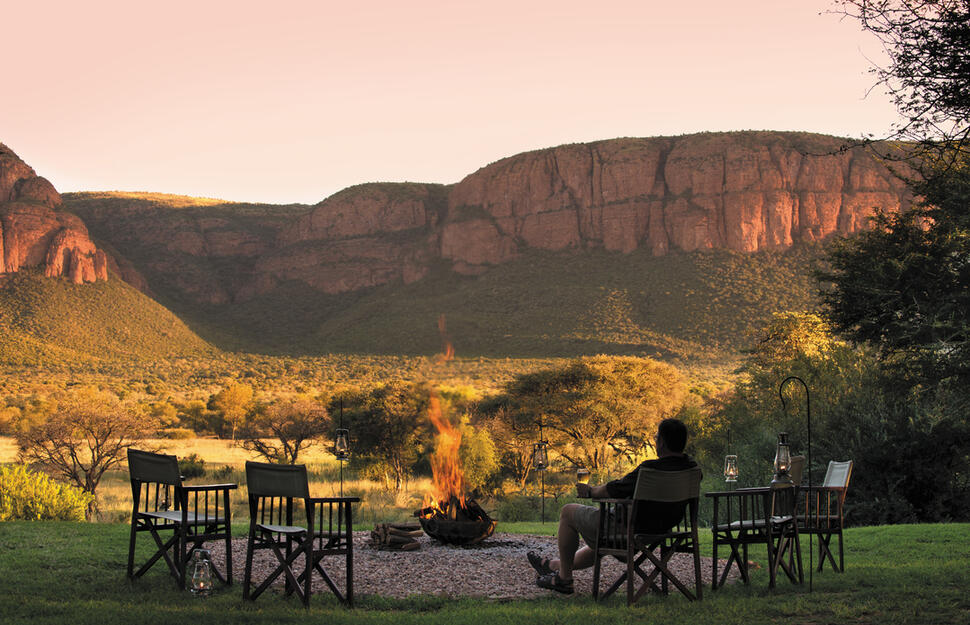 3 nights Marataba - 3 nights Sun City