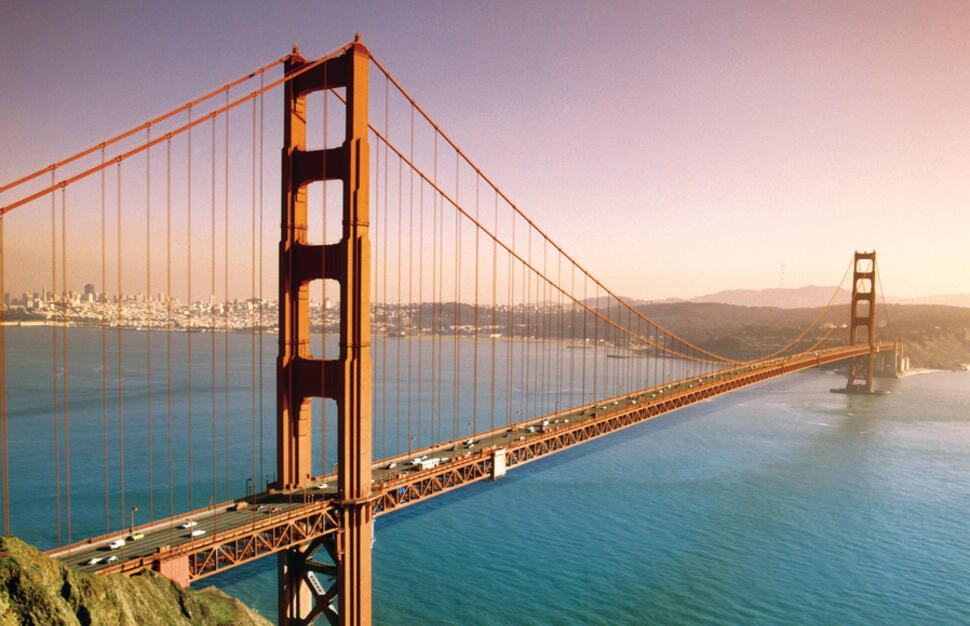 4 Nights San Francisco - 3 Nights Yosemite