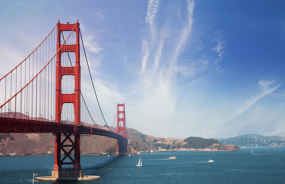 3 Nights San Francisco - 4 Nights lake Tahoe - 3 Nights Yosemite