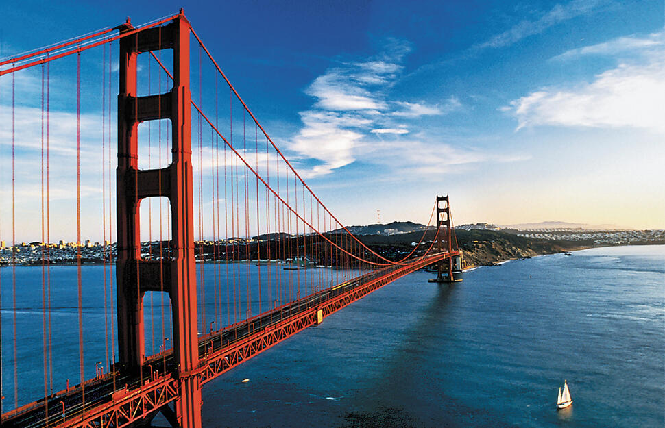 3 Nights San Francisco - 7 Nights Mammoth Mountain