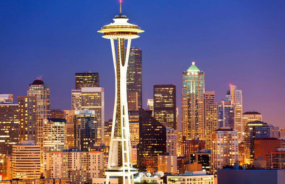 4 nights Seattle - 7 nights Hawaii