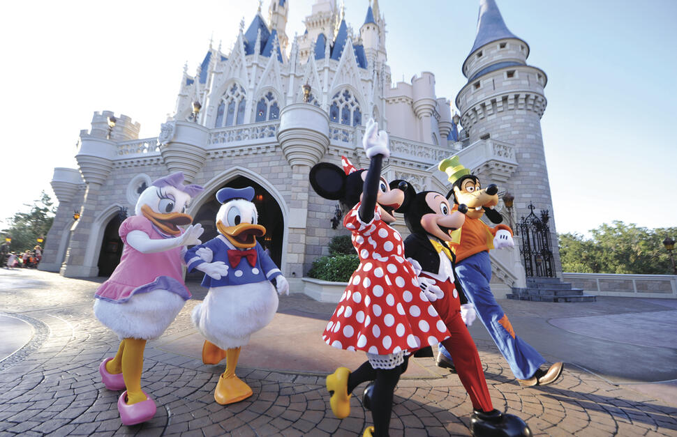 10 nights Walt Disney World Resort - 4 nights Universal Orlando Resort
