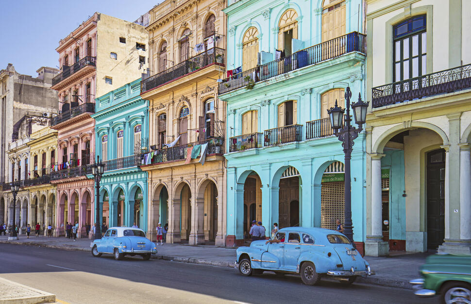 3 nights Havana - 4 nights Jibacoa