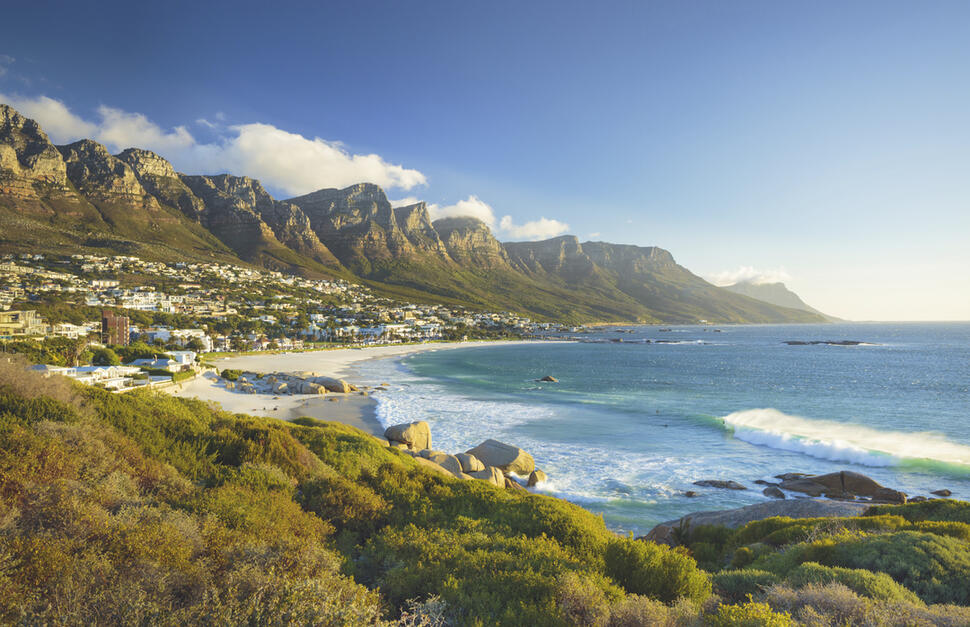 3 nights Cape Town - 2 nights Winelands - 2 nights Hermanus