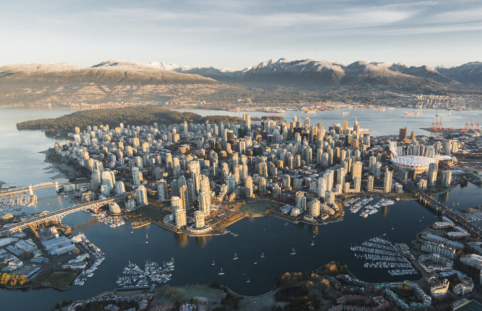 4 nights Vancouver - 3 nights Whistler