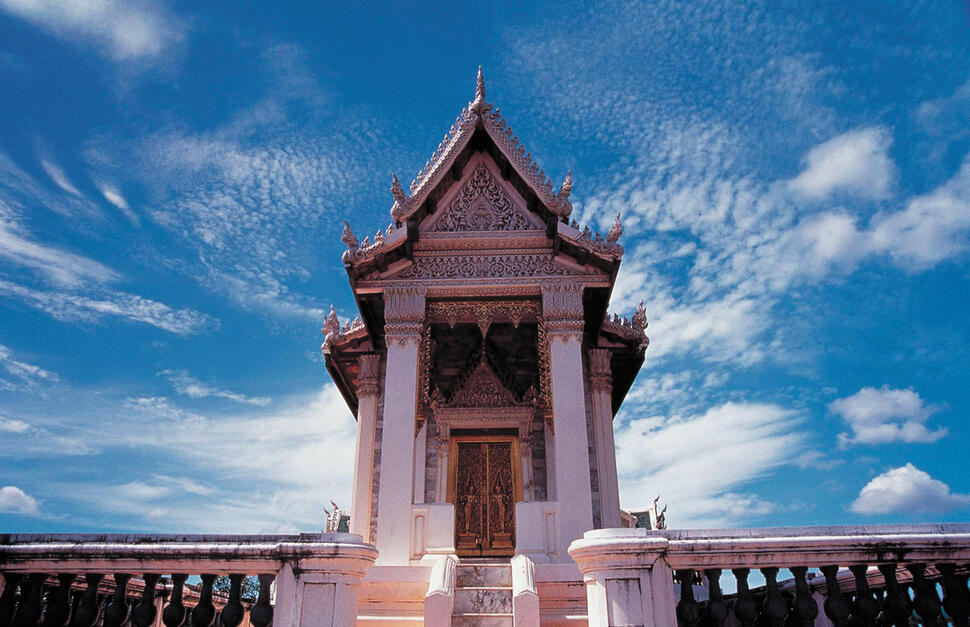 3 nights Bangkok - 10 nights Koh Samui