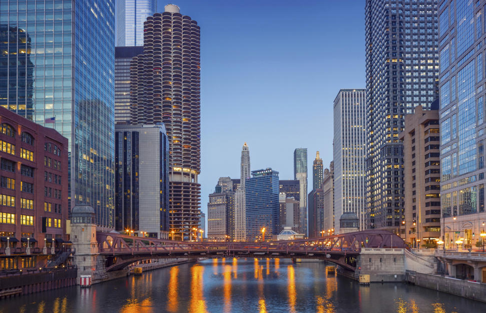 4 Nights New York - 3 Nights Chicago