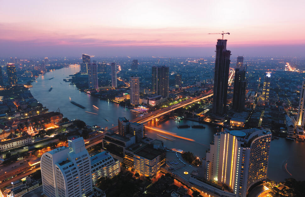 3 Nights Bangkok - 8 Nights Koh Samui