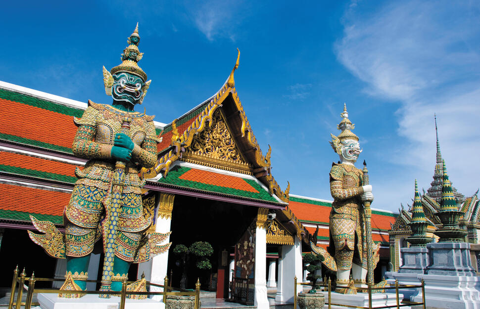 3 Nights Bangkok - 8 Nights Krabi