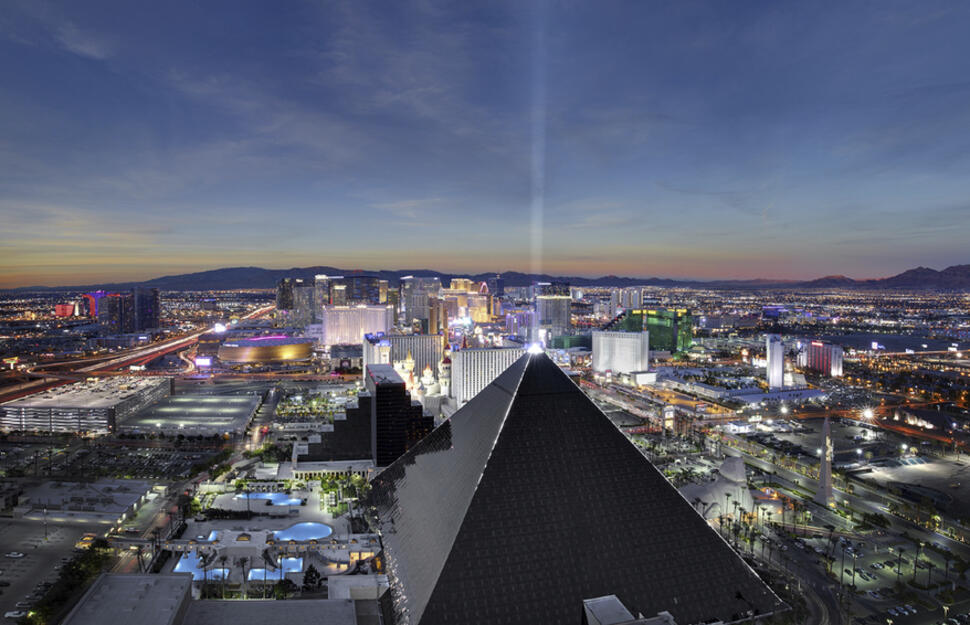 3 Nights Las Vegas - 4 Nights New York