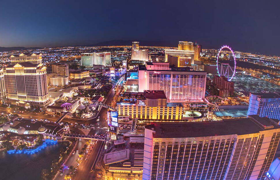 4 nights Las Vegas - 7 nights Hawaii