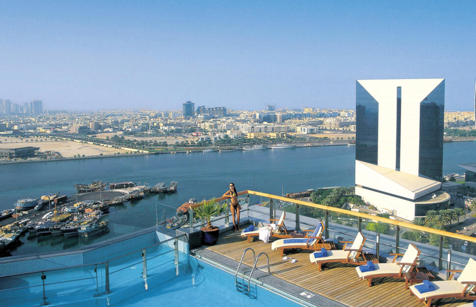3 Nights Dubai City - 5 Nights Dubai Beach