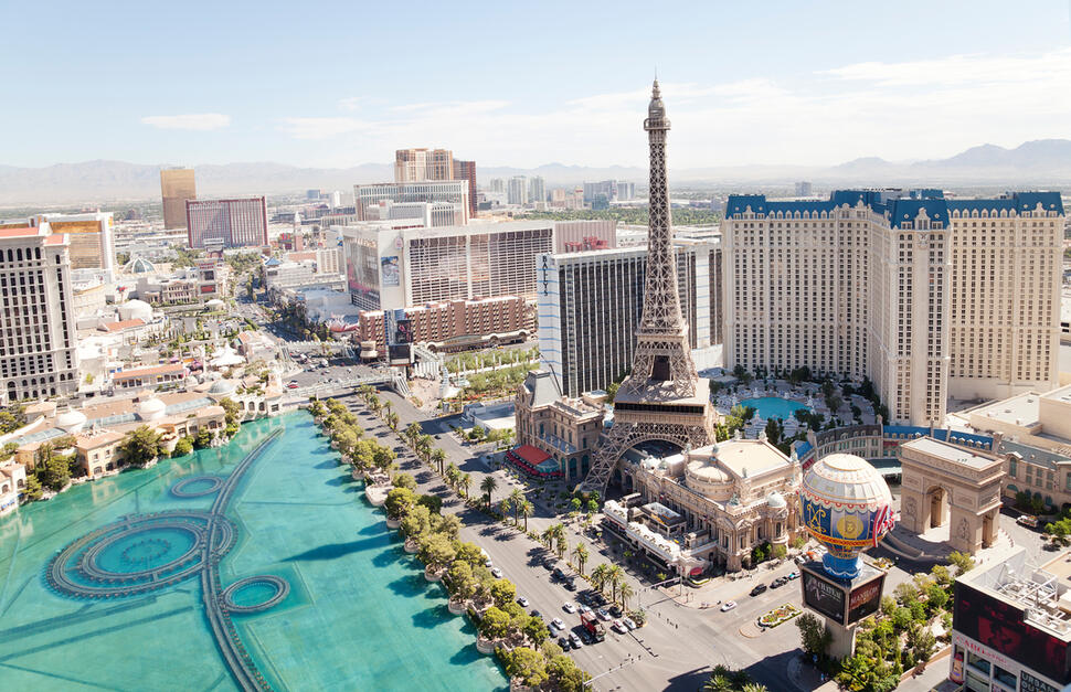 3 Nights Las Vegas - 4 Nights San Francisco