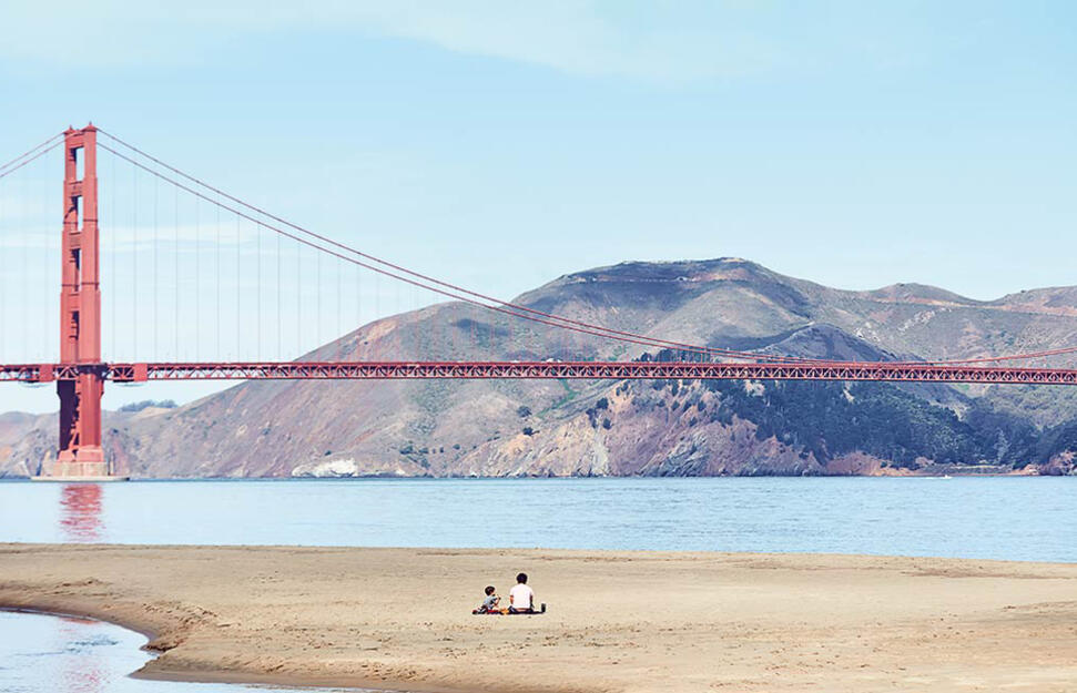 4 Nights San Francisco - 3 Nights Portland