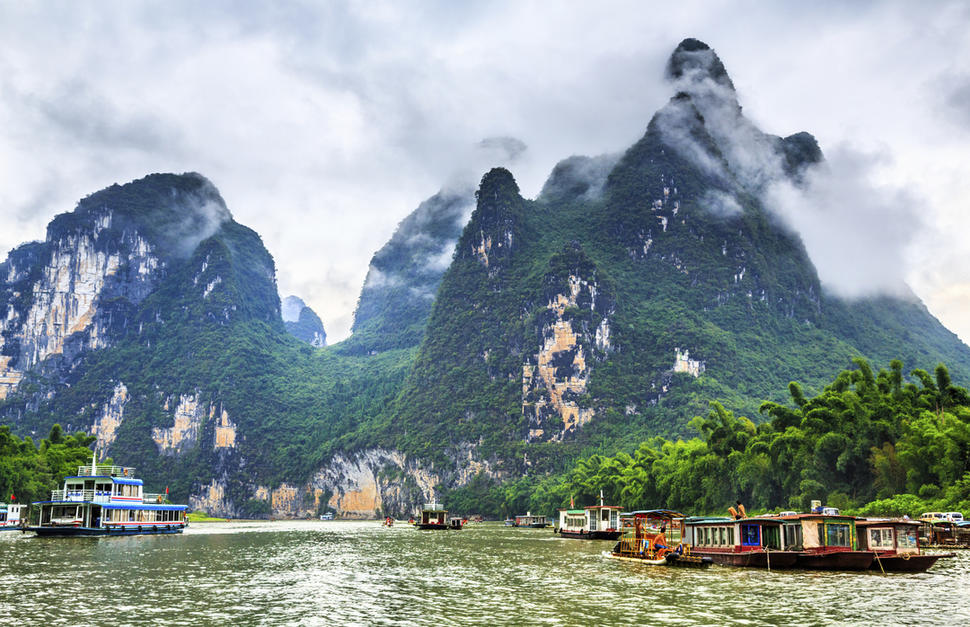 Independent China – Guilin and Yangshao