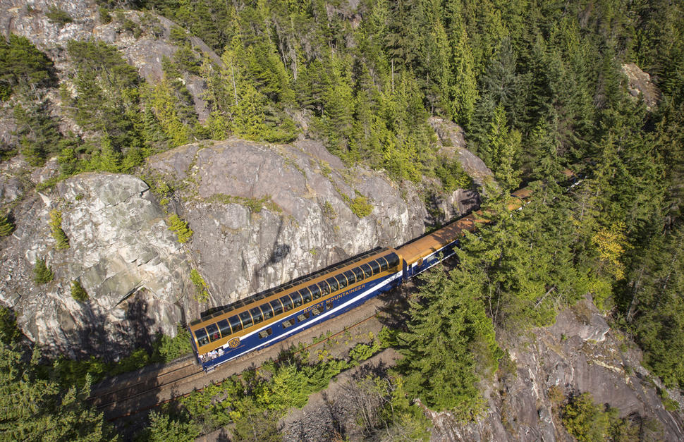 Rocky Mountaineer - Journey Through The Clouds Classic