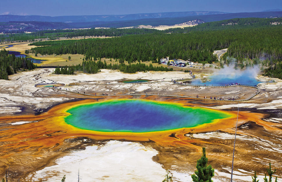 It's Got Yellowstone