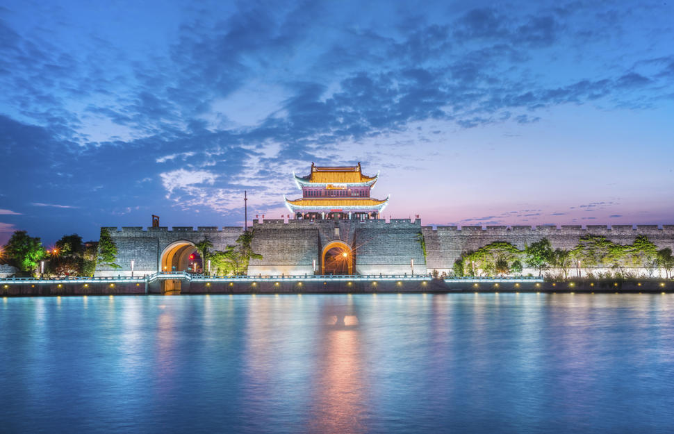 Splendours of China